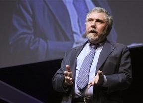 El Nobel Krugman insiste: habrá 'corralito' en España y se volverá a la peseta