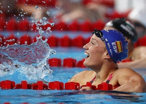 Melanie Costa y Mireia Belmonte, plata y bronce, en los 400 metros libre