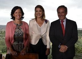 Cospedal anuncia un programa de internacionalización a través del IPEX