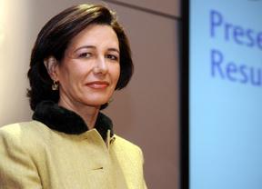 Ana Patricia, colocada como favorita para suceder a su padre Botín al frente del Santander