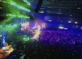 El despliegue de seguridad del Madrid Arena contaba con 75 efectivos ocupados en... tickets y roperos