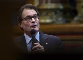 ¿Llega por fin una salida negociada al caos catalán?: Artur Mas pide a Rajoy