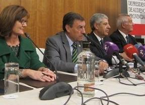 Los presidentes de las Audiencias Provinciales abogan por desarrollar la dación en pago