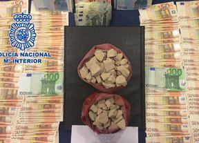 Detenida una red de narcos que, entre otras, operaban desde Yunquera de Henares (Guadalajara)