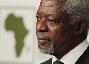 Kofi Annan pide que cese la