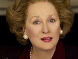 Meryl Streep encarna a Margaret Thatcher