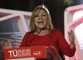 Valenciano pide votar al PSOE