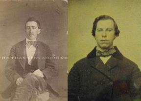 Las fotos de los 'inmortales' Nicolas Cage y John Travolta son una broma entre coleccionistas