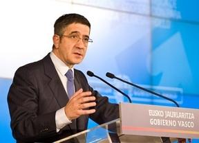 Patxi López adelanta su caída al convocar las elecciones vascas el 21 de octubre
