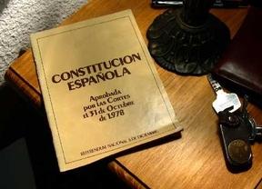 La Constitución celebra su cumpleaños menos 'popular'