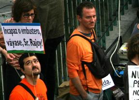 La ley de Seguridad Ciudadana 'amordaza' antes incluso de nacer: prohíben una manifestación del 15-M en su contra