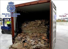 Denuncias ciudadanas a través de internet permiten incautar 277 kilos de cocaína