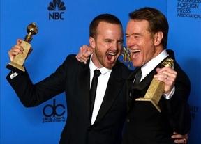 Triple empate en los premios televisivos de los Globos de Oro, aunque brilló 'Breaking Bad'