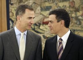 ´Sintonía generacional´ en la reunión entre el Rey Felipe VI y Pedro Sánchez