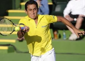 Almagro sabe sufrir para avanzar en Indian Wells: difícil victoria ante Santiago Giraldo