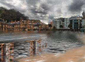 Pronósticos apocalípticos de Greenpeace: Marbella, La Concha o La Manga podrían desaparecer