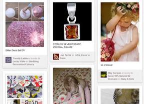 Pinterest bloquea algunas cuentas por problemas de seguridad