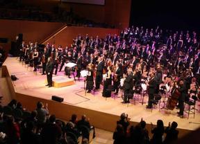 El mayor concierto simultáneo de la historia: mil músicos defienden las Orquestas Sinfónicas