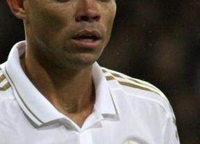 Pepe peligra de cara al Clásico con el Barça por un golpe en el cuádriceps
