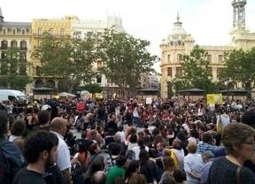 Indignados: tras la manifestación y el desalojo de la plaza del Ayuntamiento... el Movimiento 15-M va a volver