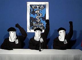 ETA denuncia 'intereses espurios' para frenar el proceso de paz