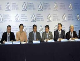 Demetrio Sodi participa en reunión del PAN-DF