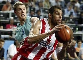 El Olympiacos griego pasa a la final de la Euroliga (79-83)