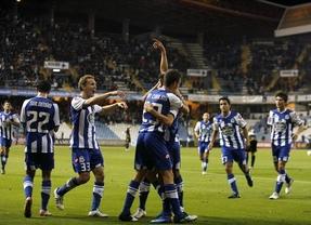 El ataque del Depor doblega al Levante y deja un contundente resultado (3-1)