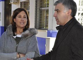 Rosa Romero anuncia un plan para arreglar calles en todos los barrios de Ciudad Real en 2014