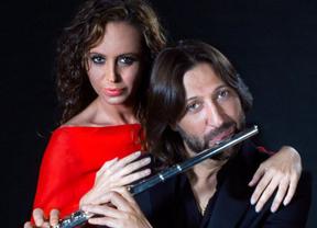 Estreno mundial de 'Adalí', con la bailarina Aída Gómez y el compositor Juan Parrilla