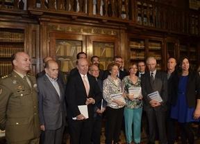 La Biblioteca de Castilla-La Mancha celebra sus 15 años nombrando a siete socios de honor