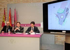 El eje plaza de toros-Bisagra de Toledo podría convertirse en un 'ferial urbano'