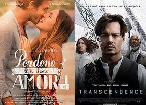 Estrenos de la semana: Johnny Depp regresa a los cines con 'Trascendence'
