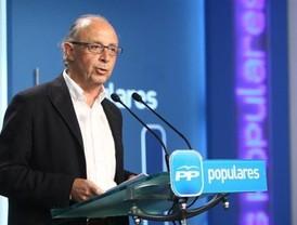Cristóbal Montoro encabezará la lista del PP por Sevilla al Congreso