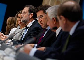 Mañana de cuchillos y caras largas en Génova 13: Rajoy afronta hoy un duro Comité Ejecutivo Nacional
