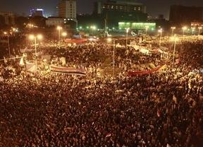 La plaza Tahrir de El Cairo vuelve a llenarse por protestas sociales