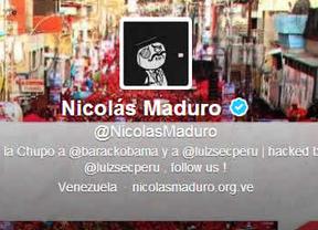 Anonymous 'hackeó' el Twitter de Maduro