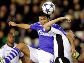 El Valencia y Schalke  empataron 1-1 en octavos de la Champions