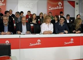 Elena Valenciano tiene clara su campaña para las europeas: 'El PSOE ha vuelto con hechos y con votos'