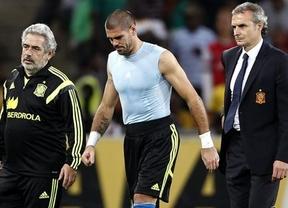 Víctor Valdés, 'listo' para volver a jugar