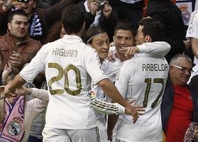 El Real Madrid triunfa y destroza a la defensa del Osasuna con una avalancha de goles (7-1)