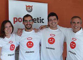 Populetic, un proyecto nacido 'para hacer de ésta una sociedad mejor y más transparente'