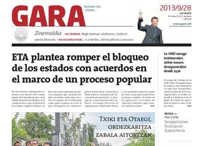 La decepción de ETA: su último comunicado muestra una banda terrorista empeñada en no enterrar su guadaña