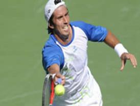 Chela fue vapuleado por Federer y quedó eliminado del Indian Wells