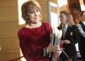 Aguirre se incorporó a Turespaña: ya es una funcionaria más