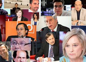 El veredicto de las tertulias: una encuesta inoportuna del CIS manda al PSOE al tercer puesto