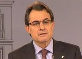 Artur Mas pide que sólo se le retiren competencias a las autonomías