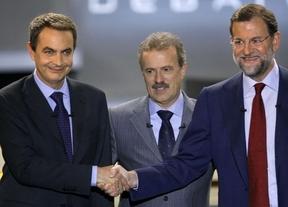 Se acerca el 'debatazo' del día 7: así fueron los dos 'cara a cara' de Rajoy y Zapatero de 2008