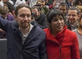 Sin sorpresas en Andalucía: Teresa Rodríguez será la candidata de Podemos con el beneplácito de Iglesias