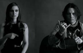 Johnny Depp y Natalie Portman, la imagen del nuevo videoclip de Paul McCartney